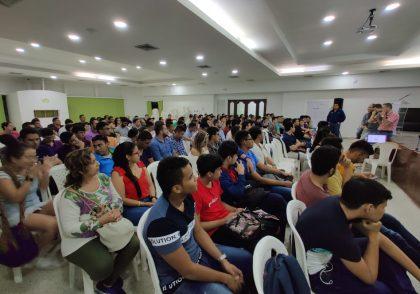 Encuentro de graduados y egresados de Telecomunicaciones