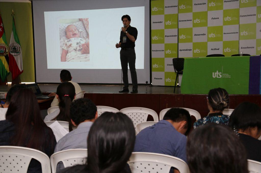 Reveladas causas de accidentes de peatones en Bucaramanga conferencia