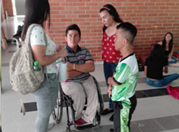 Foto Inclusión en las UTS