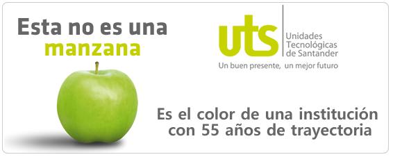 Publicidad, Manzana, es el color de una institución