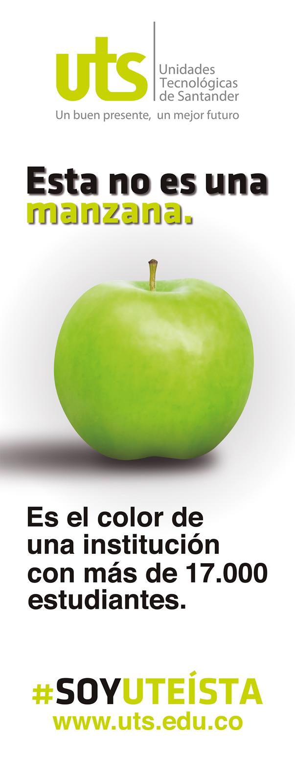 UTS manzana
