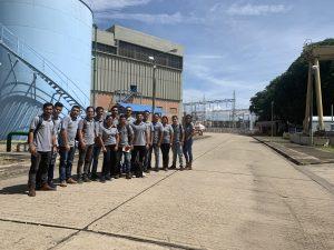 Termotasajero se encuentra a 18 kilómetros de Cúcuta, la capital de departamento.