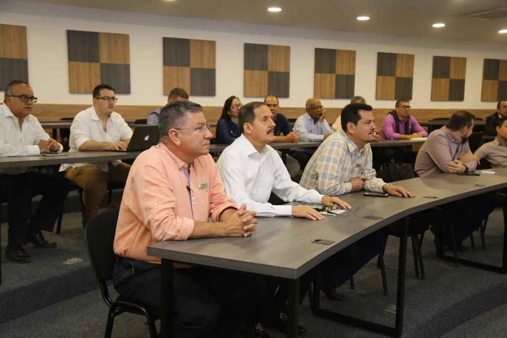 Asistentes al Taller Piloto de Acompañamiento del Laboratorio para la Innovación Educativa en la Educación Superior.