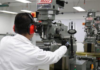 Nuevos laboratorios de Procesos Industriales y Métodos y Tiempos