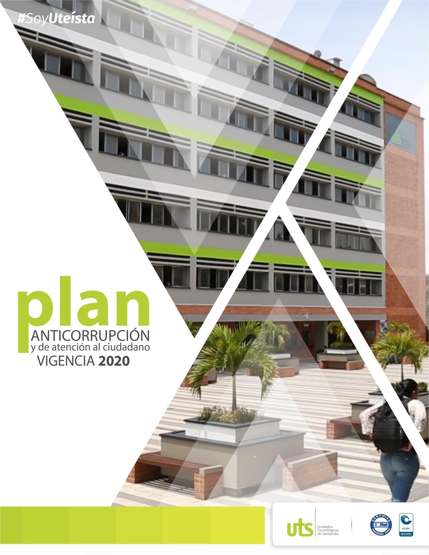Plan Anticorrupción y de Atención al Ciudadano vigencia 2020