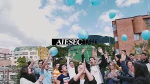 Intercambio estudiantil con AIESEC