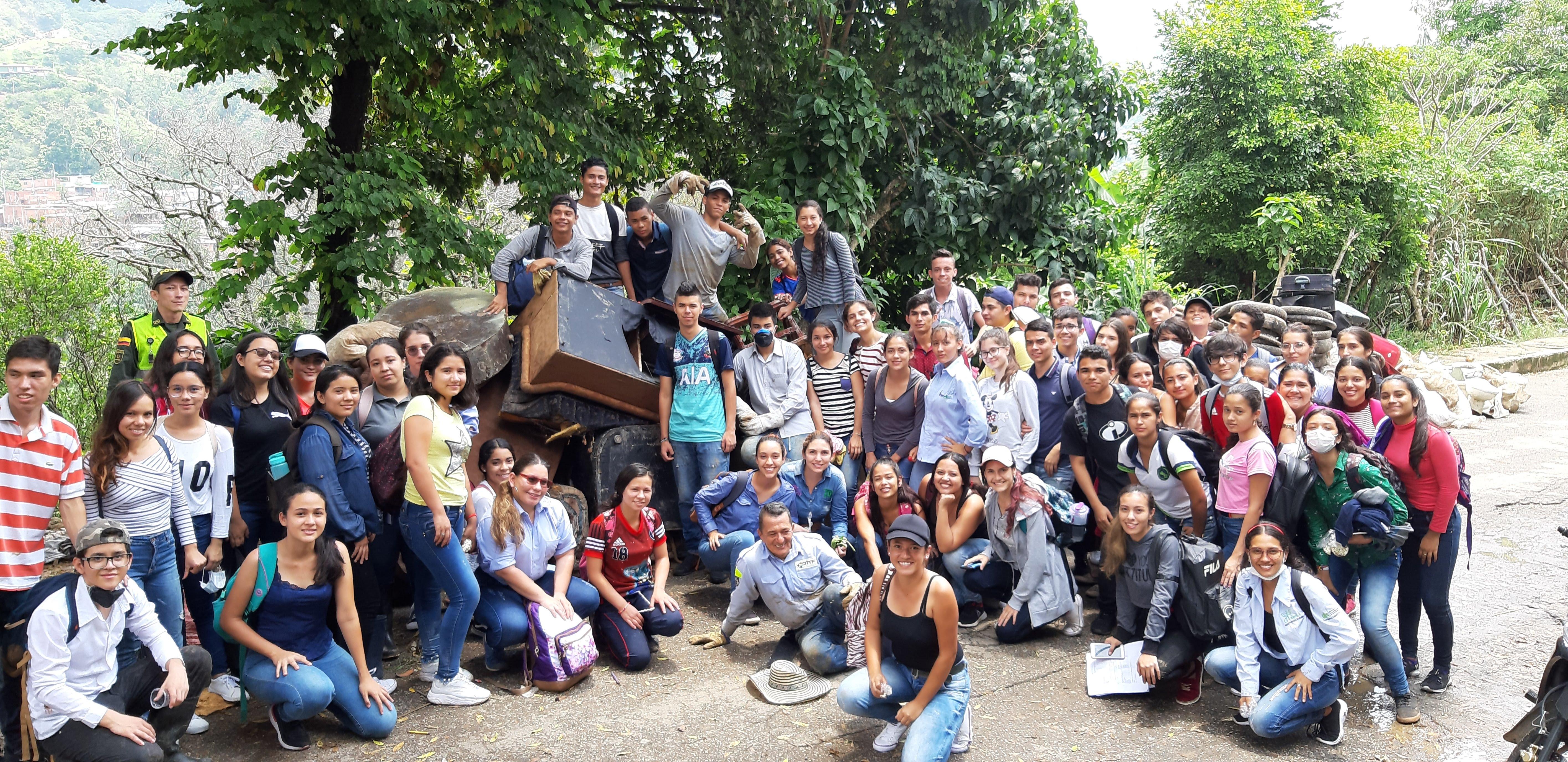 Jornada socio-ambiental