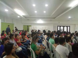Participaron varios programas académicos
