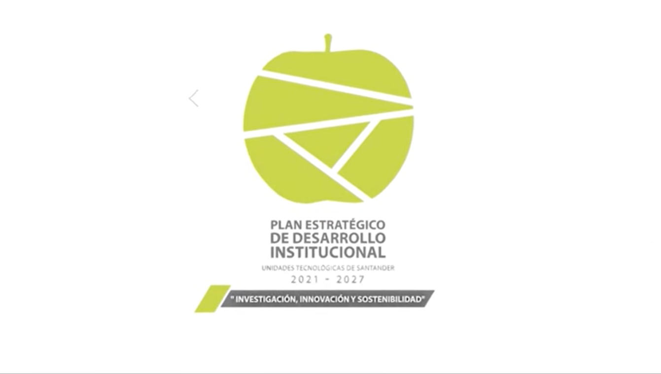 Plan Estratégico de Desarrollo Institucional 2021-2027