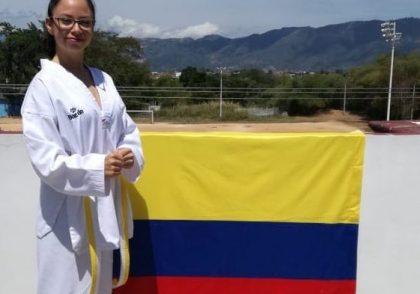 Estudiante UTS obtuvo medalla de bronce en Mundial de Taekwondo