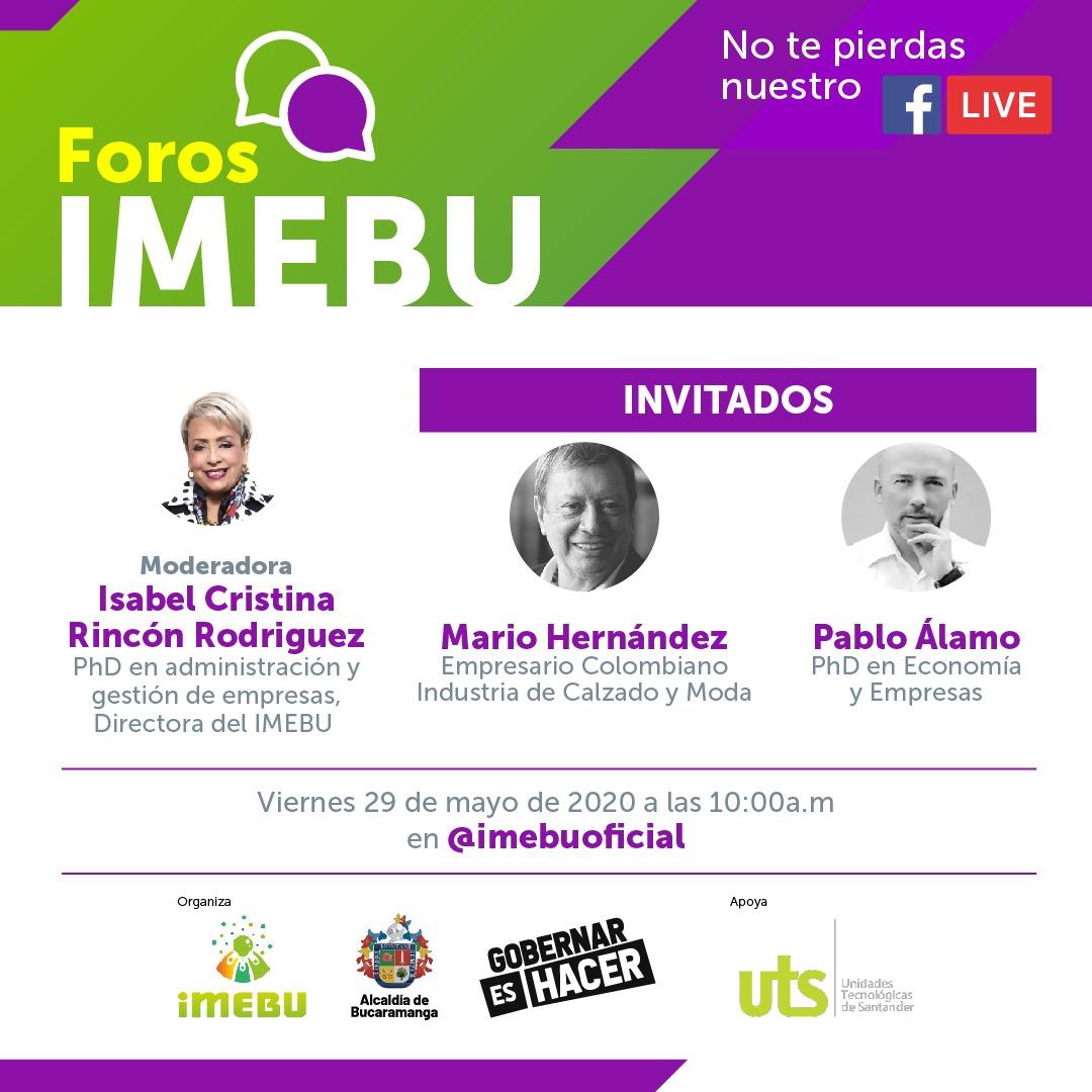 Foros IMEBU-UTS
