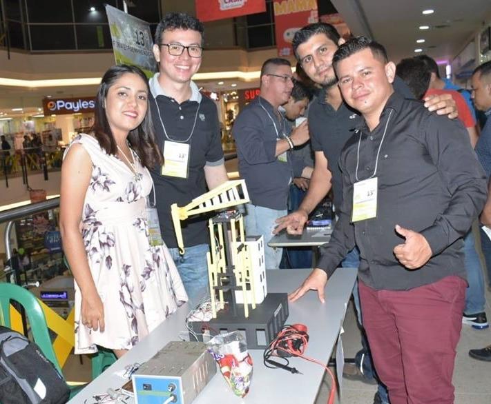 Expo Emprender 2020, en UTS Barrancabermeja